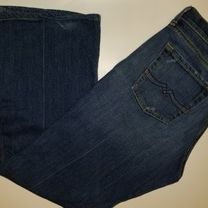 LUCKY BRAND Cumberland Sweet n Low Bootcut 10S/30